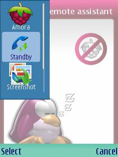 Amora: el teléfono como control remoto de tu PC